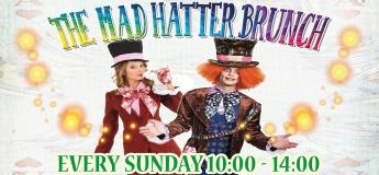 The Mad Hatter Brunch
