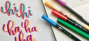 Brush Lettering 2 - Beyond the Alphabets