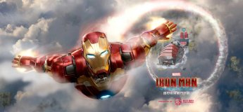 Iron Man Experience: Calling All Super Heroes