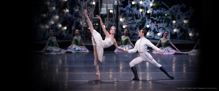The Nutcracker by HK Ballet