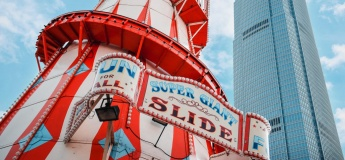 Hong Kong Observation Wheel & AIA Vitality Park
